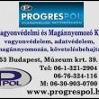Progrespol Vagyonvédelmi és Magánnyomozó Kft.