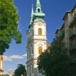 Budapest-Felsővízivárosi Szent Anna-plébánia (Fotó: panoramio.com)