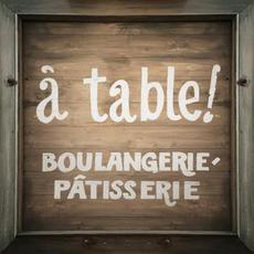 Á table! Boulangerie-Patisserie - Arany János utca