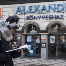Alexandra Könyvesház - Nyugati tér (Fotó: Marjai János - MTI)