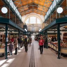 Belvárosi Piac (Hold utcai Vásárcsarnok)