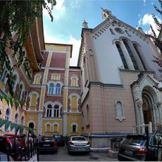 Budapest-Németajkú Református Egyházközség temploma (Fotó: Lakat Imre - panoramio.com)