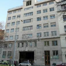 Budapest-Szabadság téri Református Egyházközség (Forrás: bpeszak.hu)