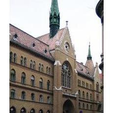 Budapesti Unitárius Egyházközség - Nagy Ignác utcai unitárius templom (Forrás: unitarius.hu)