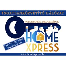 Homexpress ingatlanközvetítő hálózat