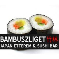 Bambuszliget Japán Étterem
