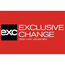 Exclusive Change Valutapénztár - Váci utca 84.