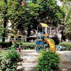 Károlyi-kerti Játszótér (Forrás: gardenista.hu)