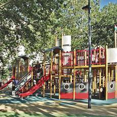 Olimpia parki Játszótér