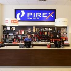 Pirex Papír - Ferenciek tere