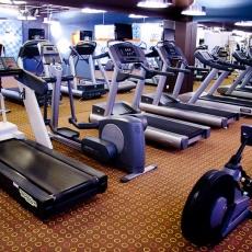 Bank Center Fitness