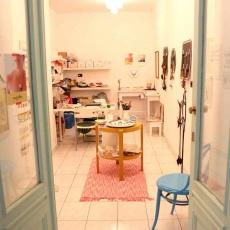 Vadjutka Design Ékszerbolt a Palomában