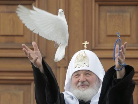 Kirill pátriárka
