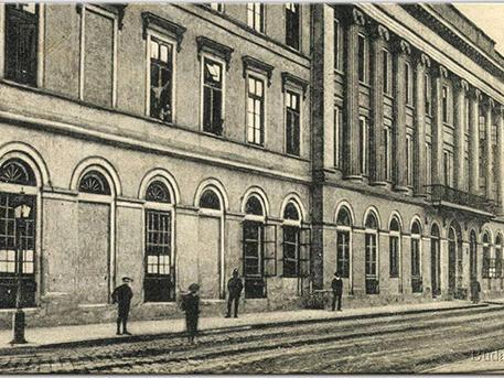 Fotó: Old time Budapest