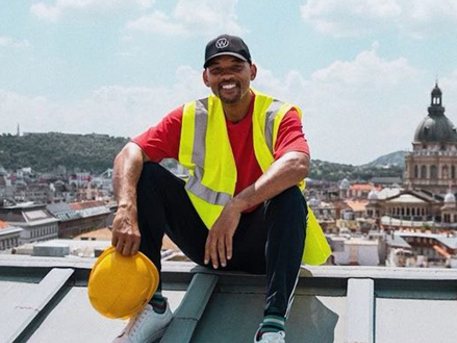 Fotó: Will Smith, Instagram
