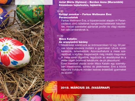 Húsvéti kavalkád a Magyarság Házában