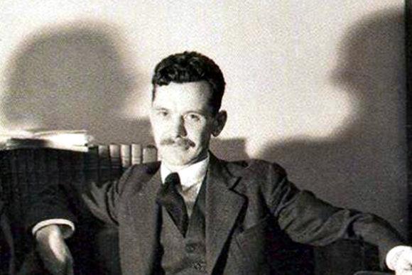József Attila 1935-ben, kép: debreceninap