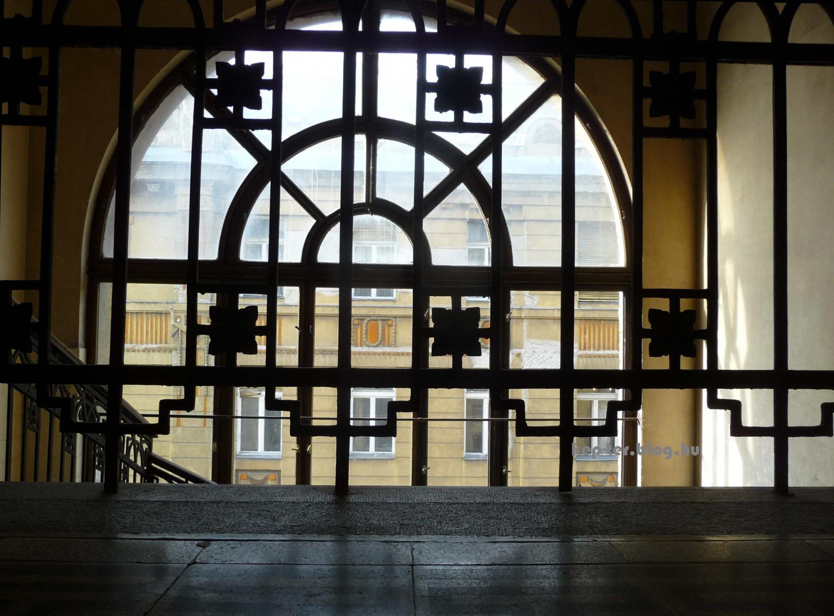 Az Anker-palota Pest szívében (forrás: Kép-Tér Blog)